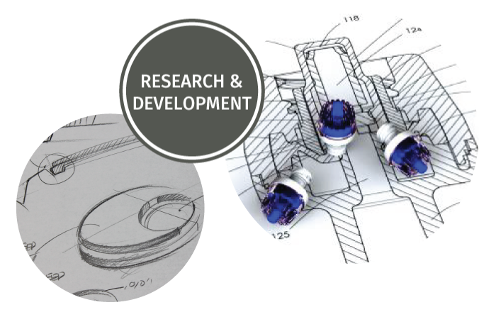 Research & Development | EG Industries - Leader in Plastic Injection Tooling, Molding, and Finishing